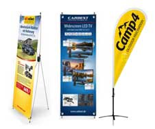 POS-Materiaal - Banners & Vlaggen