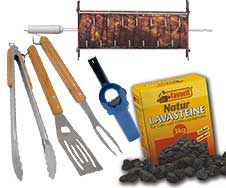 BBQ Accessoires Camping